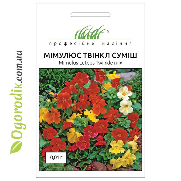 Что за цветок мимулюс и описание
